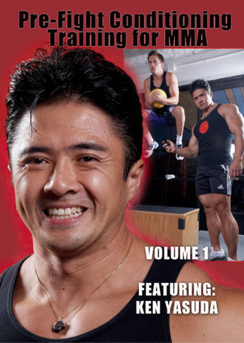 Prefight Conditioning Training for MMA Volume 1