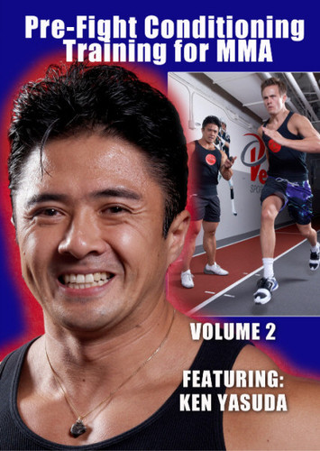 Prefight Conditioning Training for MMA Volume 2