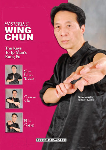 MASTERING WING CHUN Vol. 1-2-3The Keys To Ip Man's Kung Fu