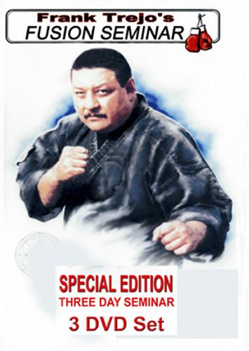 Frank Trejo's KENPO FUSION Seminars (3 dvd Set)