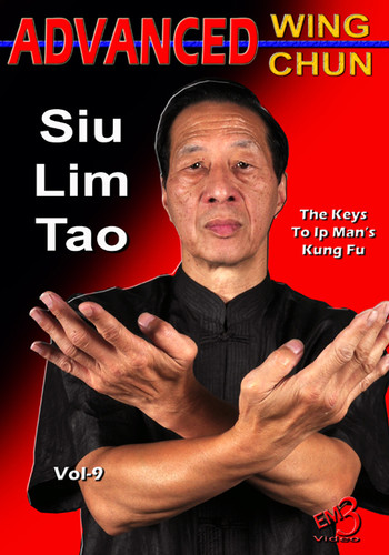 Advanced Wing Chun  Vol-9 Sil Lim Tau