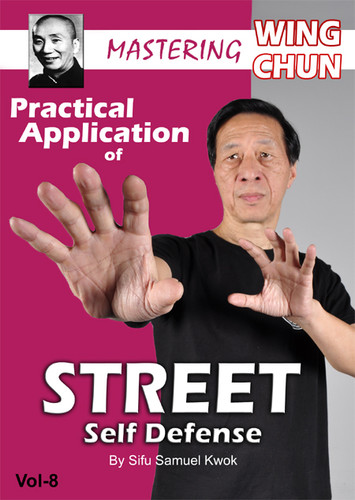MASTERING WING CHUN   The Keys To Ip Man's Kung Fu Vol-8 Practical Application of STREET Self Defense