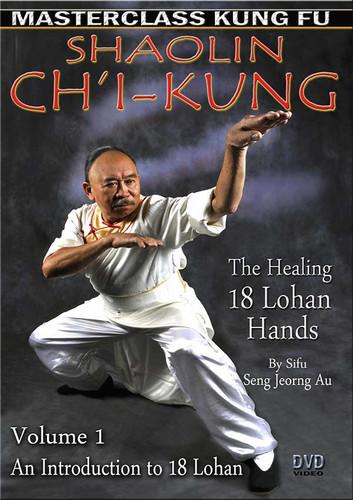 Ch'i Kung (The Healing 18 Lohan Hands)vol1