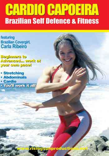 Cardio Capoeira #3 Ultimate Workout (DVD download)