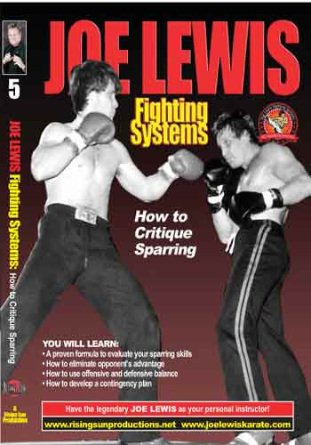Joe Lewis - How to Critique Sparring