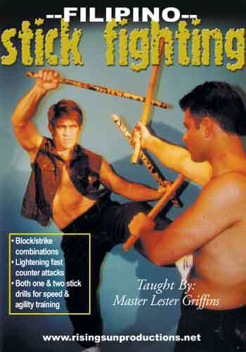 Filipino Stick Fighting(DVD Download)