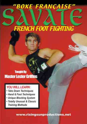 French Savate(DVD Download)