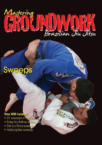 Mastering Groundwork #6 Sweeps(DVD Download)