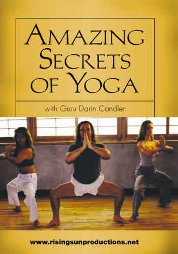Amazing Secrets Of Yoga