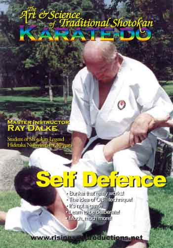 Art and Science of Shotokan Karate #8