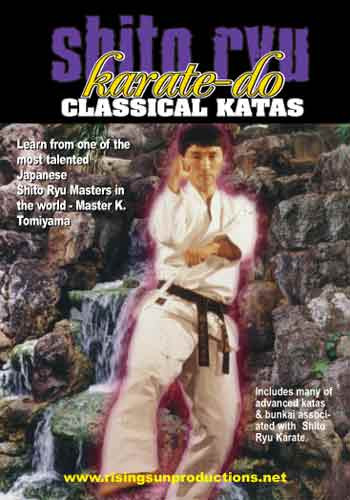 Shito Ryu Karate-Do Classical Katas