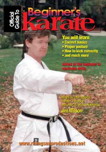 Beginners Guide To Karate