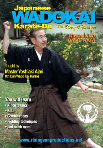 Wado Ryu Karate Kihon and Basics