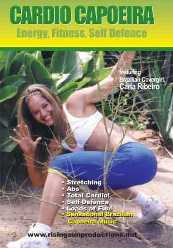 Cardio Capoeira 3 DVD SET
