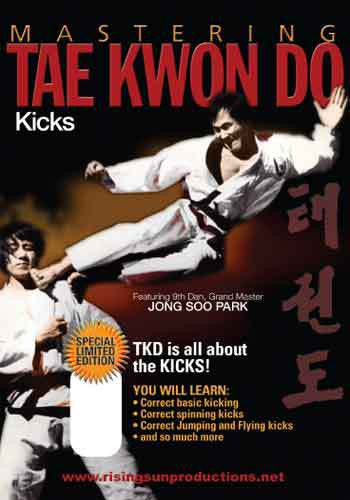 Mastering Tae Kwon Do Kicks (VideoDownload)