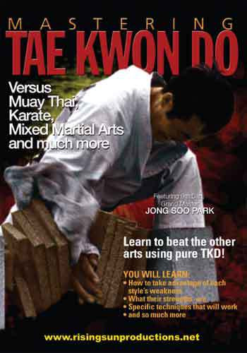 Mastering Tae Kwon Do Versus Muay Thai, Boxing,etc (Video Download)