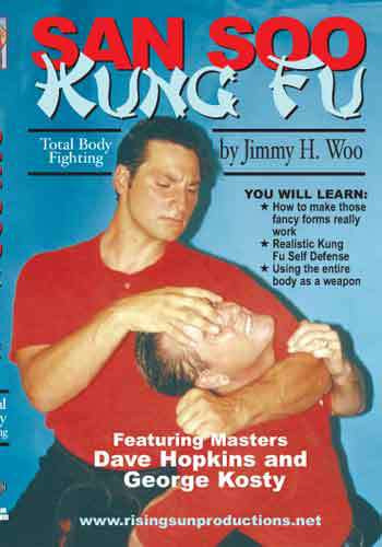 San Soo Total Body Fighting #2 (Video Download)