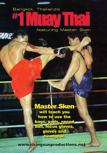 Muay Thai Master Sken 2 DVD Set