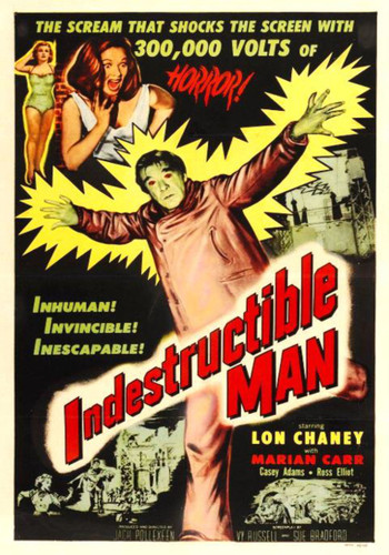 Indestructable man