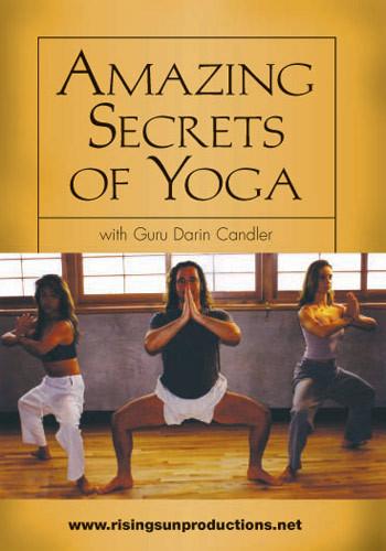 Secrets of Yoga 3 DVD Set