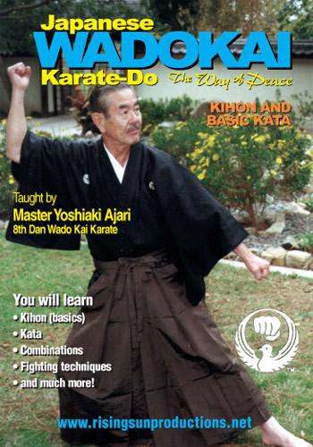 Wado Ryu Karate – Master Ajari 3 DVD Set
