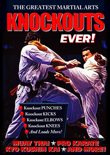 The Greatest Martial Arts KNOCKOUTS Ever