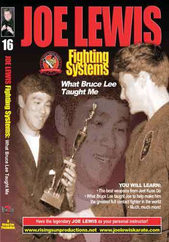 Joe Lewis - What Bruce Lee Taught Me (Video Download)
