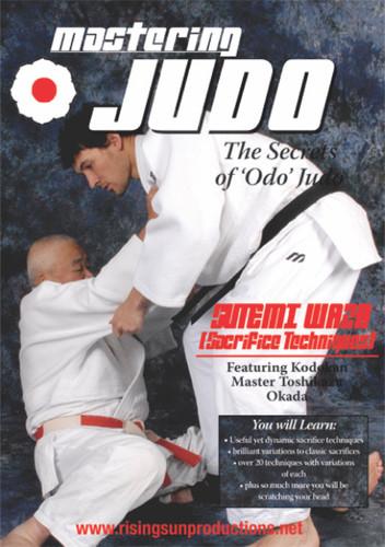 Mastering Judo Sutemi Waza Sacrifice Techniques dL