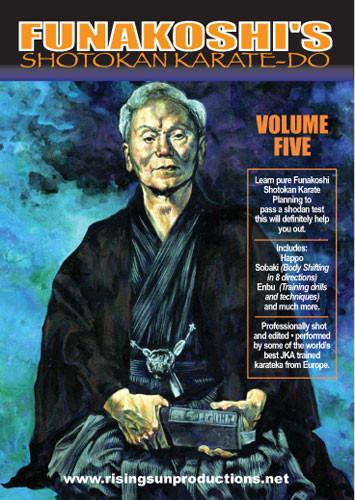 Funakoshi Shotokan Karate #5 dL