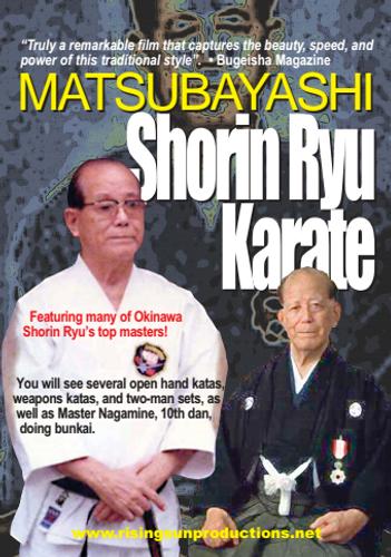 Matsubayashi Shorin Ryu dL