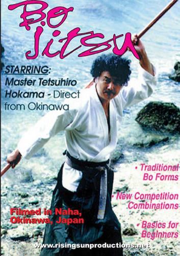 Bo Jitsu starring Master Tetsuhiro Hokama dL