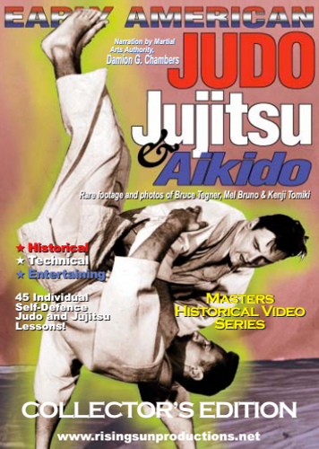 Early American Judo & Jujitsu dL
