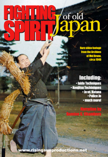 The Fighting Spirit Of Old Japan dL
