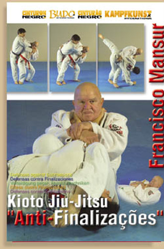 Brazilian Jiu-Jitsu Kioto System Francisco Mansur: Defense Against Submissions (Video Download)
