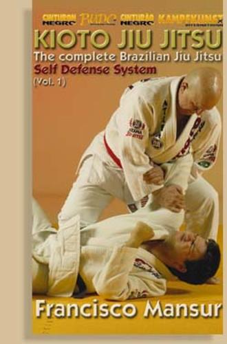 Brazilian Jiu-Jitsu Kioto System Francisco Mansur: Self Defense Vol.1 (Video Download)