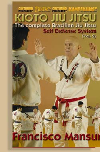 Brazilian Jiu-Jitsu Kioto System Francisco Mansur: Self Defense Vol.2 (Video Download)