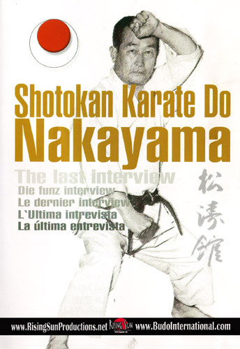 Shotokan Karate Do - Nakayama (Video Download)