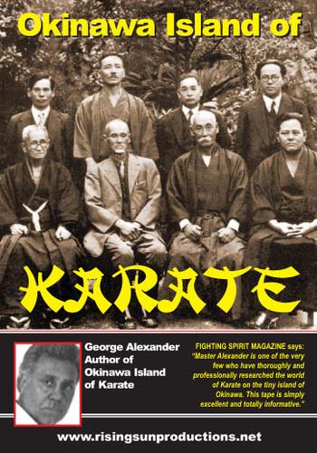 Okinawan Island Of Karate dL M-0009