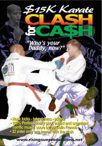 $15K Karate Clash for Cash (Download)
