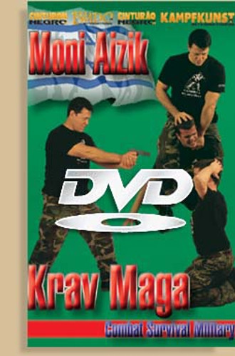 Krav Maga Commando Combat Survival Moni Aizik (Download)
