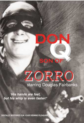 """Don """"Q"""" Son Of Zorro (Download)"""