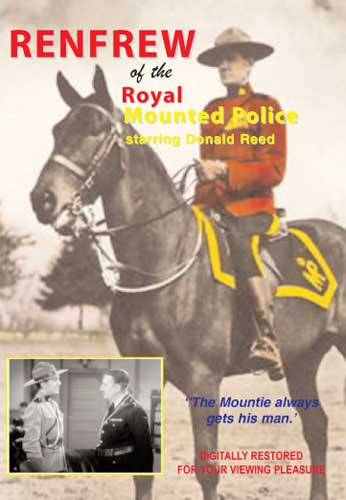 Renfrew Of The Royal Mounted Police (Download)