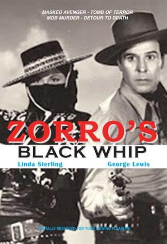 Zorro's Black Whip #1 (Download)