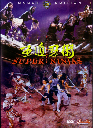 Chinese Super Ninjas (Download)