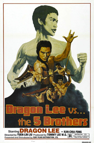 Dragon Lee vs The Five Brothers (Download)