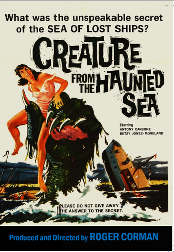 Creature From The Haunted Sea (download)
