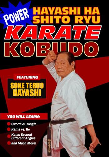 Power Karate Hayashi Ha Shito Ryu Kobudo