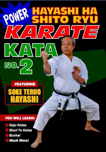 Power Karate Hayashi Ha Shito Ryu Kata #2