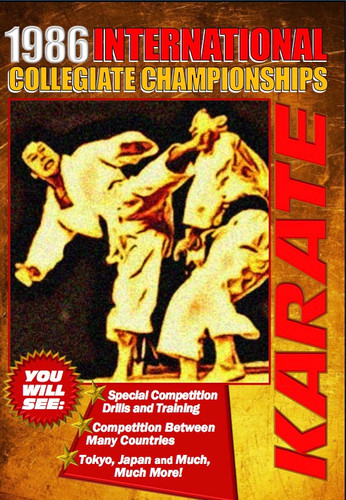 1986 International Collegiate Championships Tokyo Japan (Download)