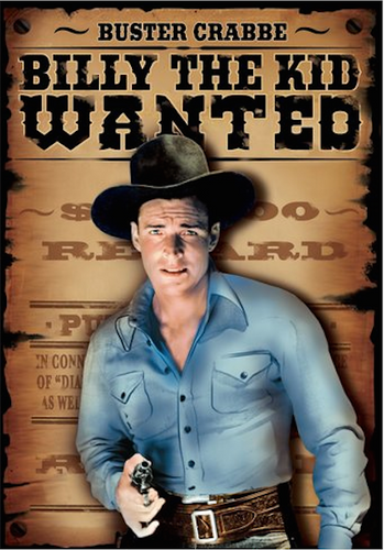 Billy The Kid Wanted (download)